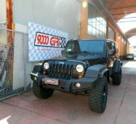 "Elaborazione Jeep Wrangler Jk 2.8 crd ""Slick Rock"""