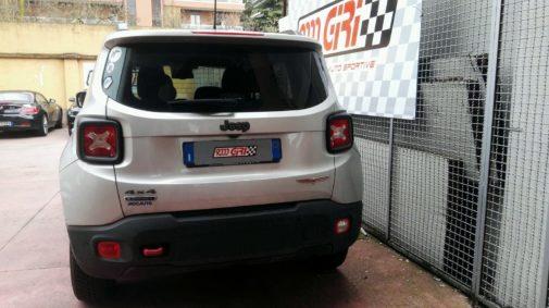 Jeep Renegade 2.0 mjet2 powered by 9000 Giri