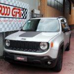"Elaborazione Jeep Renegade 2.0 Mjet ""Real Madrid"""
