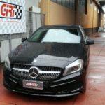 """Elaborazione Mercedes classe A 200 Cdi """"Colpo grosso"""""""