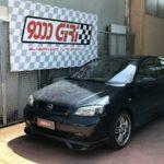 """Elaborazione Opel Astra Turbo """"Deliziosa"""""""