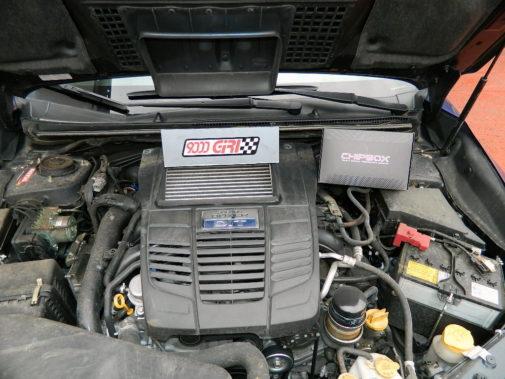Subaru Levorg 1.6 Turbo powered by 9000 Giri