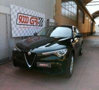 """Elaborazione Alfa Romeo Stelvio 2.0 Turbo Q4 """"Mega Suv"""""""