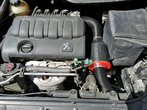 Peugeot 206 1.4 16v powered by 9000 giri