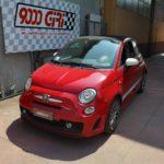 """Elaborazione Fiat 500 Abarth 1.4 Tjet """"Offshore"""""""