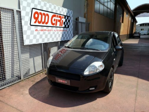 Fiat Grande Punto 1.2 16v powered by 9000 Giri