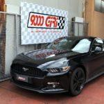"""Elaborazione Ford Mustang 2.3 Ecoboost """"Il continente nero"""""""