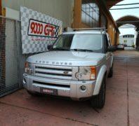 """Elaborazione Land Rover td v6 """"Master Chef"""""""