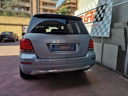 Mercedes Benz Glk 220 cdi powered by 9000 Giri