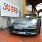 """Elaborazione Porsche 997 Gt3 Rs Look """"La chimera"""""""