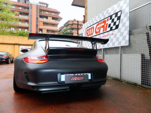 Porsche 997 Gt3 Rs look