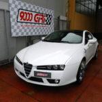 """Elaborazione Alfa Romeo Brera 2.2 jts """"Il verso giusto"""""""