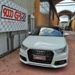 """Elaborazione Audi A1 1.4 Tfsi """"Fantastica"""""""