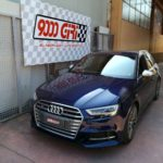 "Elaborazione Audi A3 Sportback ""Do it better"""