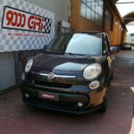 """Elaborazione Fiat 500 L 1.3 Mjet """"Luci a San Siro"""""""