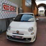 """Elaborazione Fiat 500 Abarth """"Le Fiandre"""""""