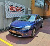 """Elaborazione Ford Focus 2.0 cdti cabrio """"Emozioni"""""""