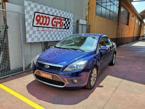 Ford Focus 2.0 tdci coupè powered by 9000 giri