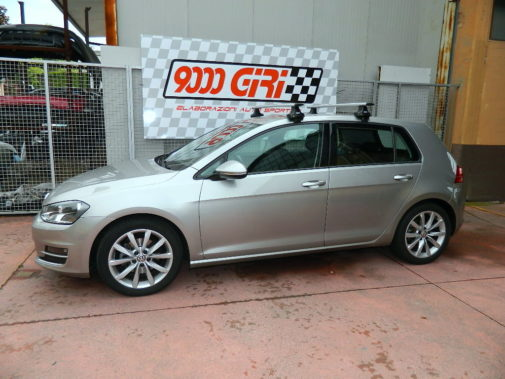 Golf 7 tsi blue motion