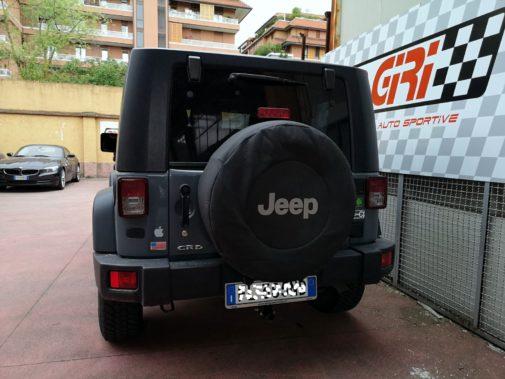 Jeep Wrangler Jk 2.8 Crd