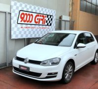 "Elaborazione Vw Golf VII 2.0 Tdi ""Intrepida"""