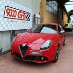 """Elaborazione Alfa Romeo Giulietta 1.4 Turbo """"L'immensità"""""""
