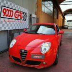 """Elaborazione Alfa Romeo Mito 1.3 jtdm """"Il mio canto libero"""""""