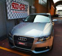 """Elaborazione Audi A4 2.0 Tdi """"Tintarella di luna"""""""