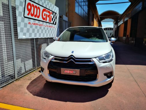 Citroen Ds4 2.0 Hdi powered by 9000 Giri