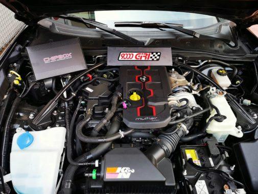 Fiat 124 Spyder 1.4 Turbo Abarth powered by 9000 Giri
