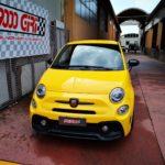"""Elaborazione Fiat 500 Abarth 595 """"Primavera"""""""
