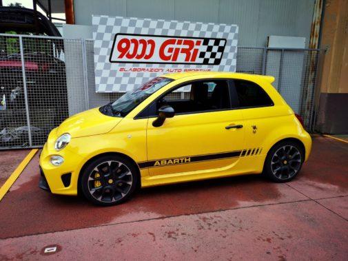 Fiat 500 Abarth Competizione powered by 9000 Giri