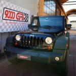"""Elaborazione Jeep Wrangler Jk 2.8 Crd """"Replay"""""""