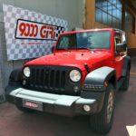 """Elaborazione Jeep Wrangler Jk 2.8 Crd """"Generale"""""""