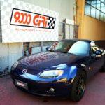 """Elaborazione Mazda Mx 5 """"L'anno che verrà"""""""