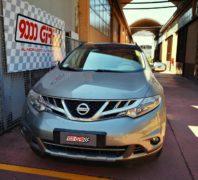 """Elaborazione Nissan Murano 3.0 Dci """"Bandiera bianca"""""""