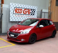 """Elaborazione Peugeot 208 gti """"Acqua e sapone"""""""