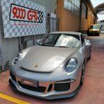 """Elaborazione Porsche 991 Gt3 """"El diablo"""""""