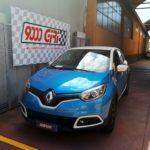 "Elaborazione Renault Capture 1.5 Dci ""Nuvole rapide"""