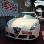 """Elaborazione Alfa Romeo Giulietta 1.6 jtdm """"Cachemere"""""""