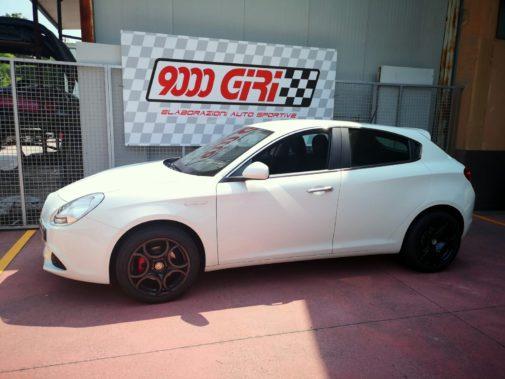 Alfa Romeo Giulietta 1.6 Jtdm powered by 9000 Giri