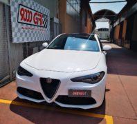 """Elaborazione Alfa Romeo Giulia 2.0 Tb Q4 """"Saxofone"""""""