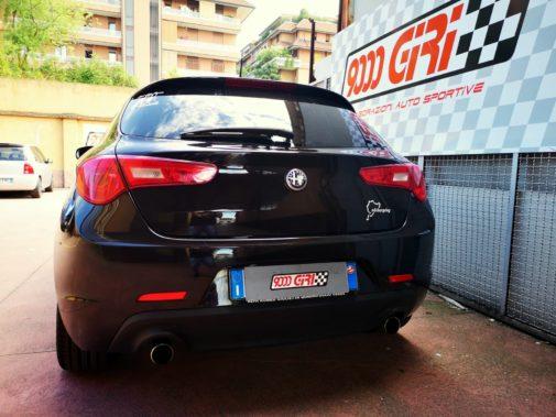 Alfa Romeo Giulietta powered by 9000 Giri