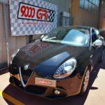 """Elaborazione Alfa Romeo Giulietta """"Alta marea"""""""