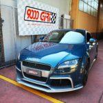 "Elaborazione Audi TT 2.0 Tfsi ""Il giargiana"""