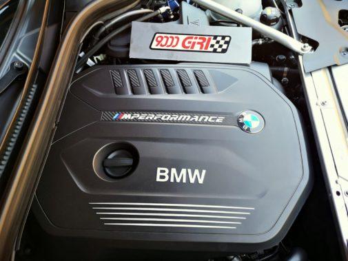 Bmw X3 M40i powered by 9000 Giri