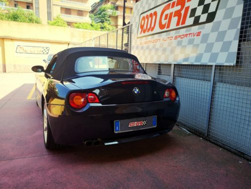 Bmw Z3 3.0 powered by 9000 Giri