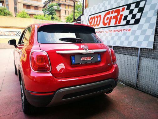 Fiat 500X 1.3 Mjet powered by 9000 Giri