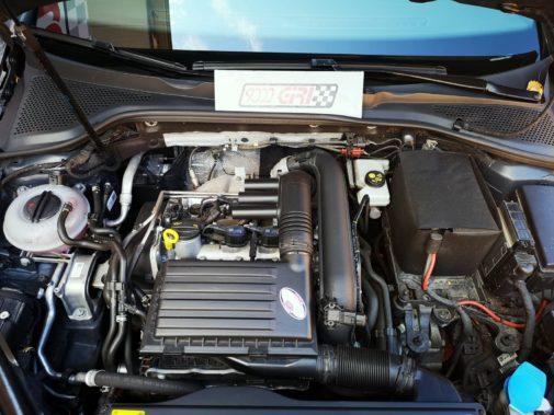 Golf 7 1,4 tsi powered by 9000 Giri