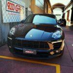 """Elaborazione Porsche Macan """"Samarcanda"""""""